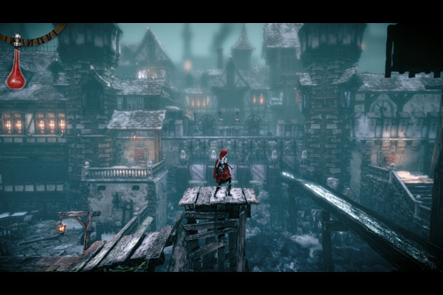 Woolfe - The Red Hood Diaries (PC)