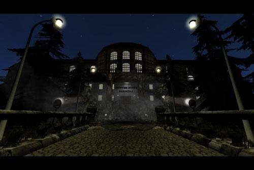 White Night (Amnesia: The Dark Descent Mod)(PC)