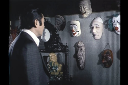 浴室の美女 / 江戸川乱歩の美女シリーズ#02 『魔術師』より