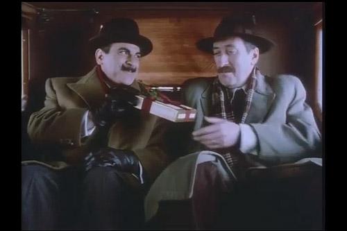 Hercule Poirot's Christmas / Agatha Christie's Poirot #68