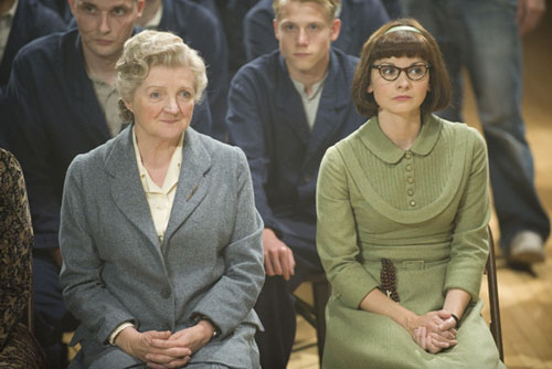 Agatha Christie's Marple: They do it with mirrors