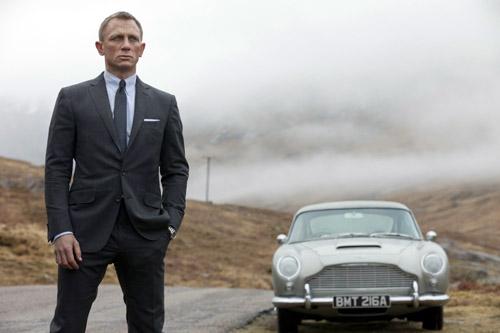 007(23) スカイフォール