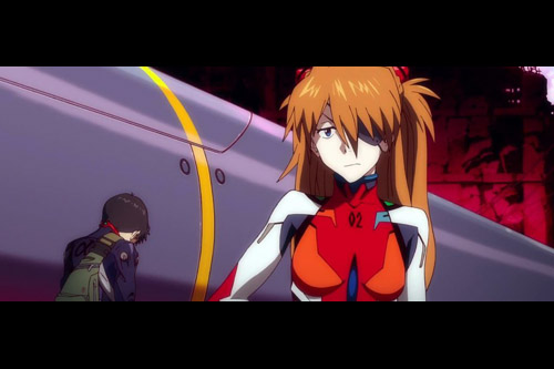 EVANGELION:3.33 YOU CAN (NOT) REDO.