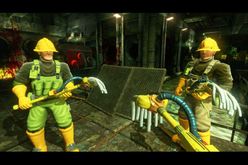 Viscera Cleanup Detail (PC)