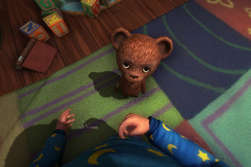 Among The Sleep (PC)
