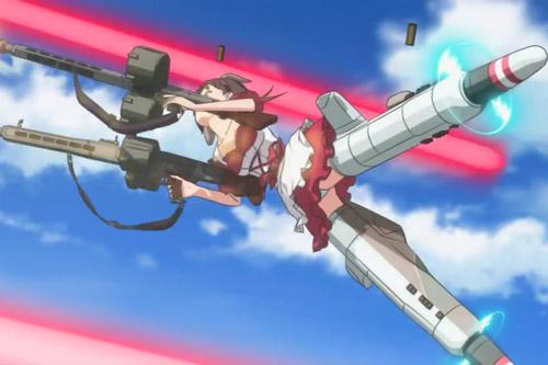 ストライクウィッチーズ Operation Victory Arrow (OVA全3話)