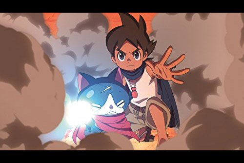 Yo-Kai Watch the Movie: The Secret is Created, Nyan!