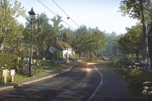 Everybody's Gone to the Rapture 幸福な消失 (PC)