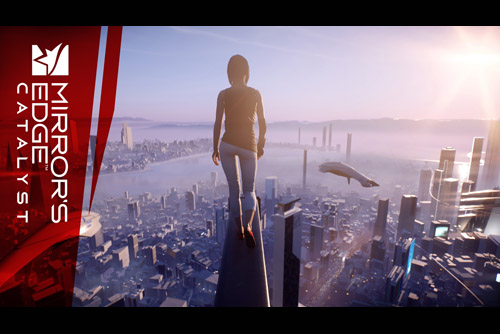 ミラーズエッジ カタリスト / Mirror's Edge Catalyst (PS4)