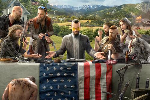 ファークライ5 / Far Cry 5 (PC)