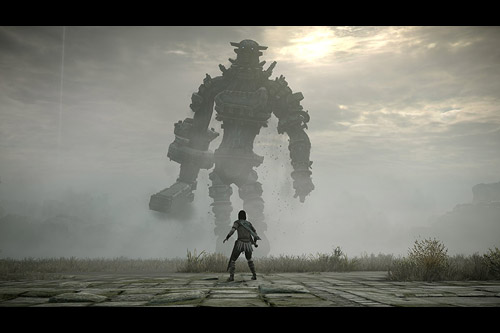 ワンダと巨像 (リメイク/PS4)