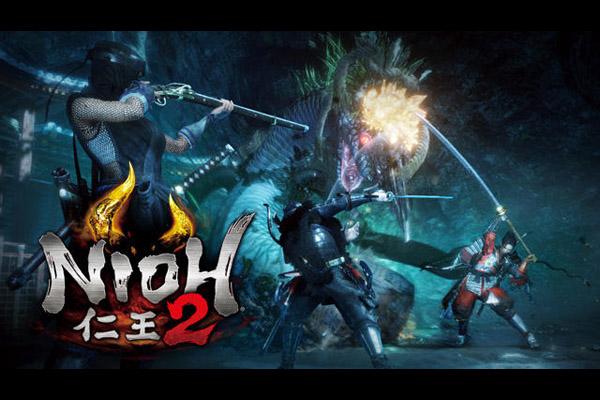 仁王2 (PS4)