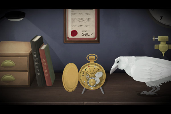 チックタック:二人のための物語 (PC)