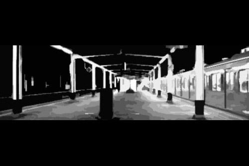 第02夜:2本目の最終電車