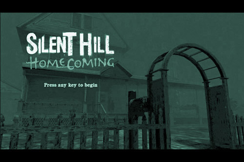 [妄想] SILENT HILL:HOMECOMING