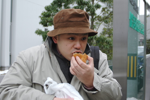 斉藤総菜店 / うまうまコロッケ