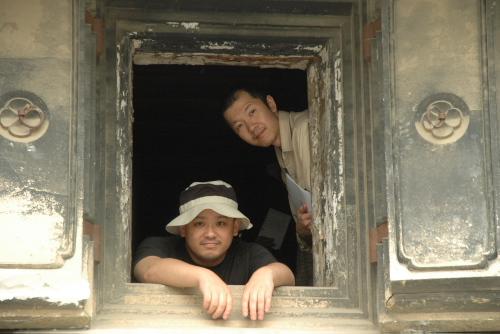 島村家住宅土蔵(旧中山道桶川宿旧跡) / 人が住んでいたの?
