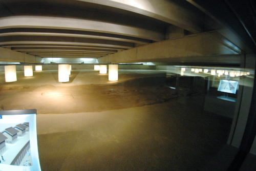 難波宮&大阪歴史博物館 in NHK大阪放送局舎