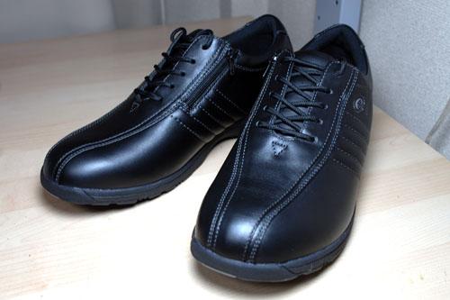 歩くための靴