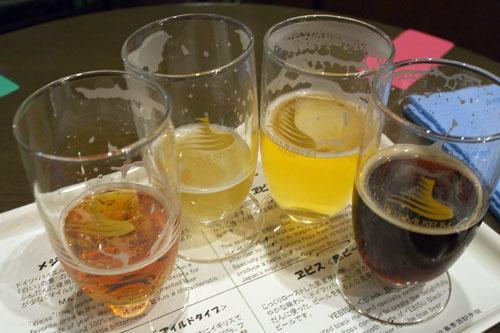 恵比寿麦酒記念館で飲むビール