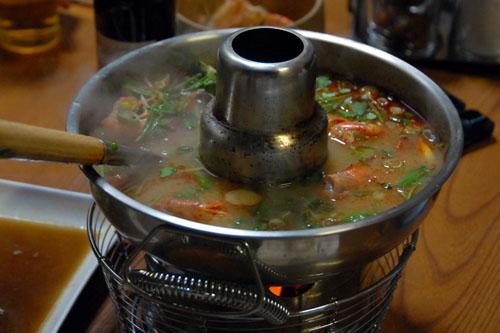 タイ料理とハードロックな誕生日