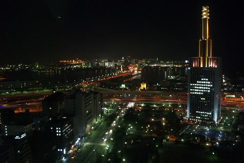 神戸市役所 / 神戸1000万ドルの夜景
