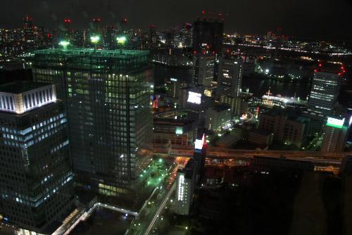 世界貿易センタービル / 浜松町の夜景