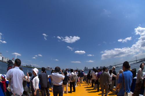 第60回東京みなと祭 / 海で働く船と人々