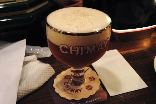 銀座ファボリ(Favori) / ベルギービールの夜