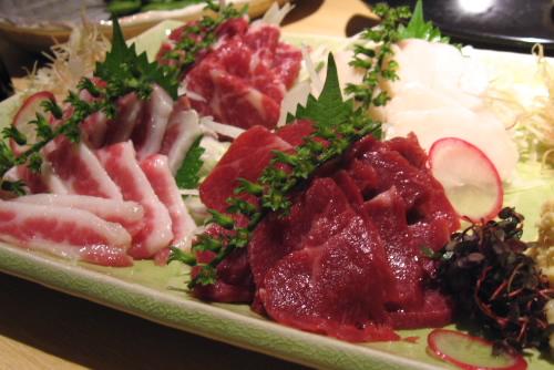 馬肉・阿蘇望 / 熊本の味を試そう