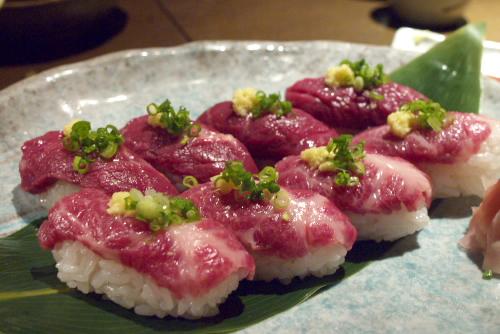 熊本郷土料理 熊吉 / 馬肉と日本酒に萌えた夜
