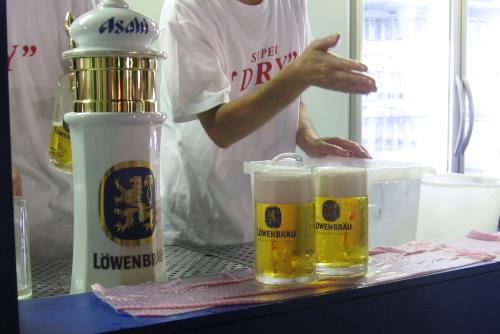 アサヒビール オクトーバーフェスト 日比谷 秋の収穫祭 2007