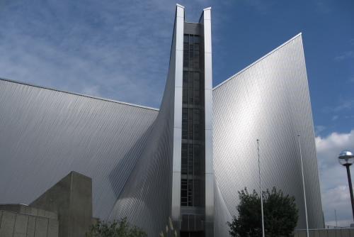 東京カテドラル聖マリア大聖堂で結婚式