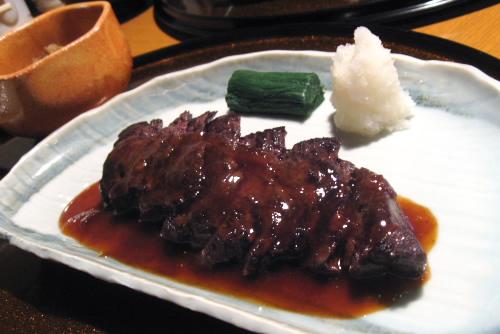 元祖くじら屋 / くじら肉探訪