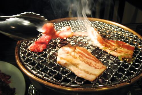 安楽亭 / 深夜の焼き肉