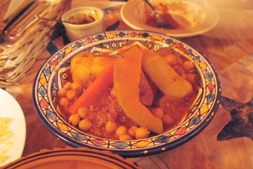 大久保・サハラ / チュニジア&モロッコ料理の夜