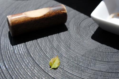 Cafe 茶酒 / 庭園前のオープンテラス