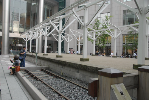 旧新橋停車場 / 汐留散歩