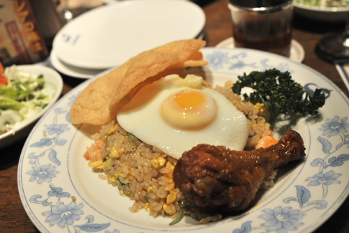 スラバヤ / おだやかなインドネシア料理