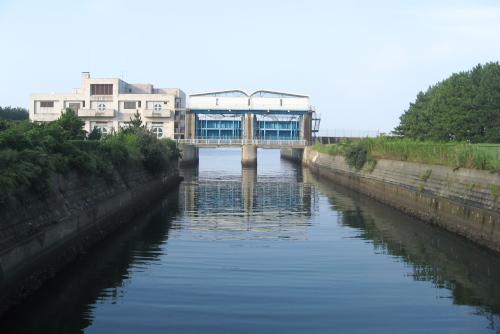 稲毛海浜公園 / 早朝散歩