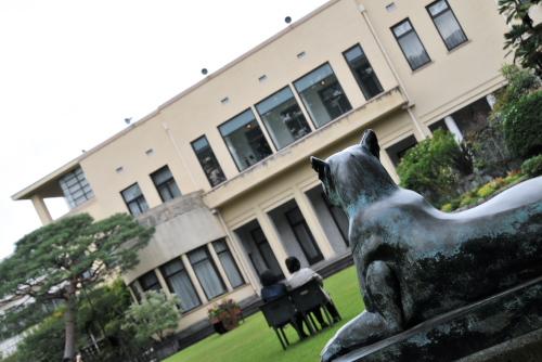 庭園美術館(旧朝香宮邸) / アール・デコの建物公開