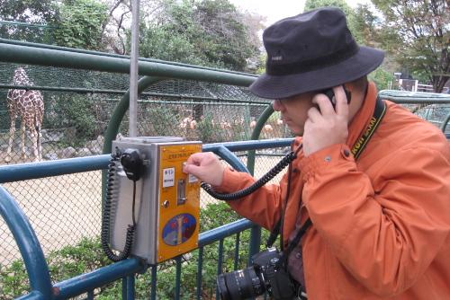 野毛山動物園 / 無料でもけっこう充実