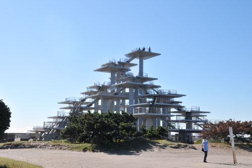 富津岬と富津元洲堡塁砲台 / 観光地にあらず