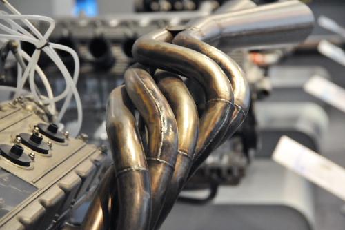 日産エンジン博物館 / エンジンがいっぱい