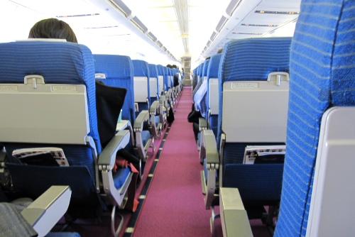 ANA3731便で長崎へ