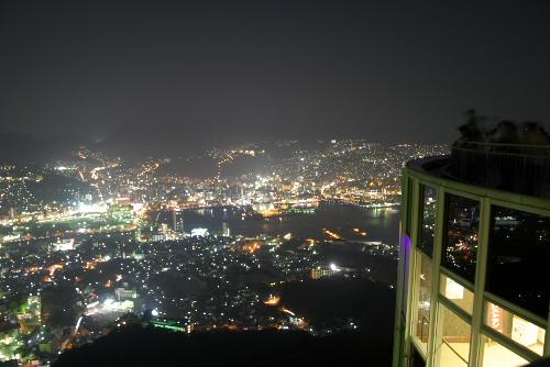 稲佐山展望台 / 長崎1000万ドルの夜景