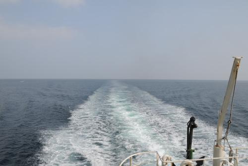 九州商船 / 長崎港から福江島へ