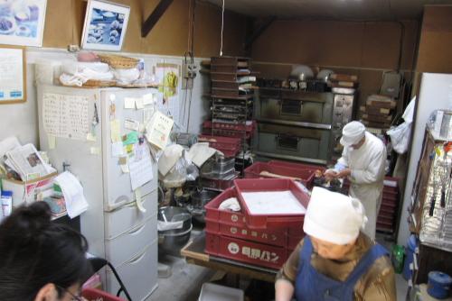 ラ・ボンヌ / うれしい近所のパン屋さん