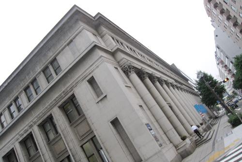 日本郵船歴史博物館 / 撮影禁止がうらめしい