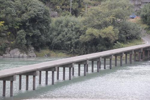勝間沈下橋 / 四万十川・沈下橋めぐり(3)